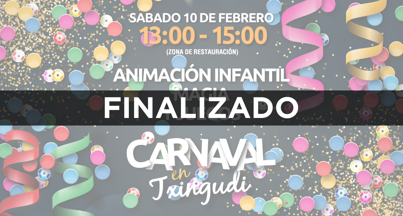¡Ven a celerar el Carnaval a Txingudi!