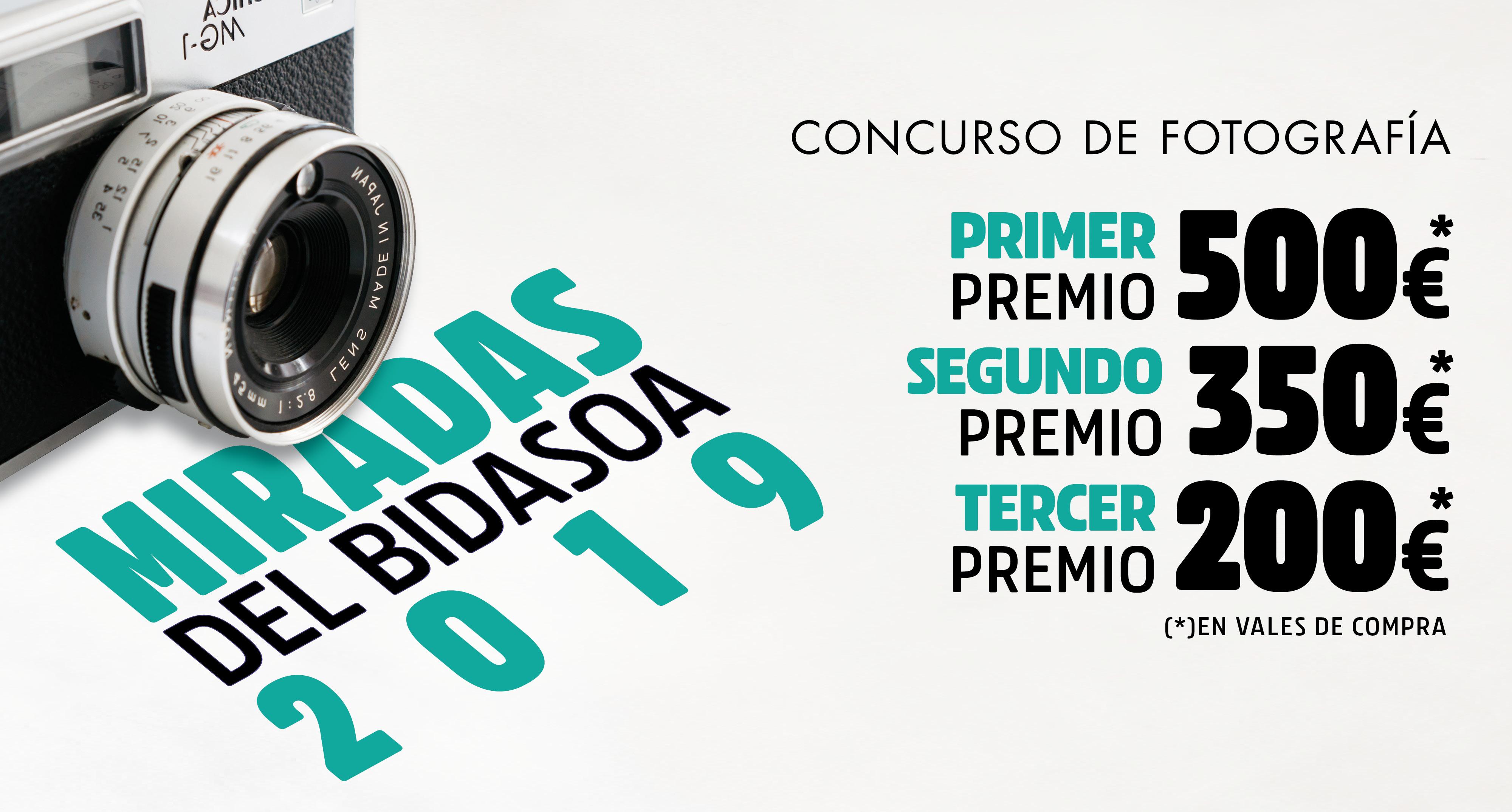 Concurso de fotografía Miradas del Bidasoa 2019