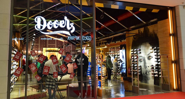 Dooers Sneakers abre su nueva tienda en Txingudi | Parque